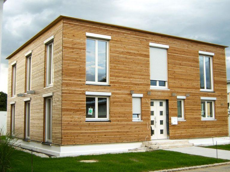 Kaufmann Bau: Referenzen der Architektur
