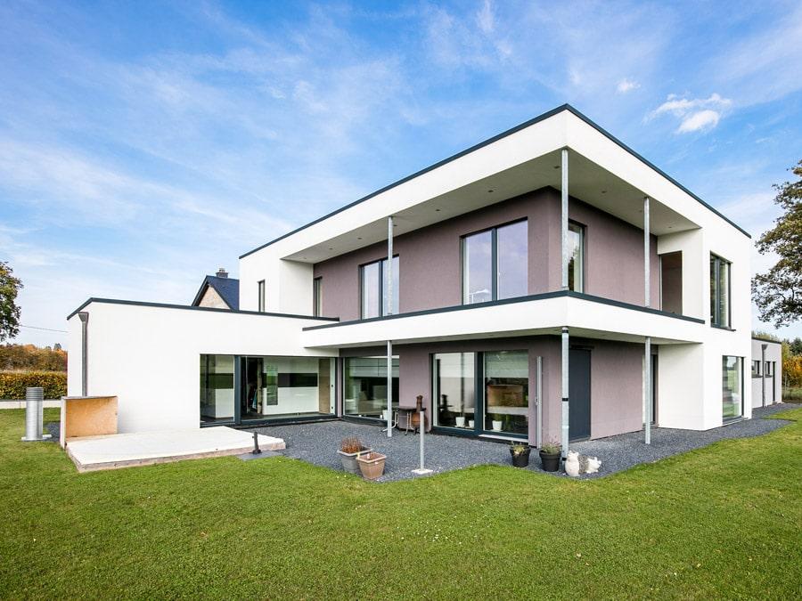Kaufmann Bau: Vergleich der Baukosten eines Einfamilienhauses