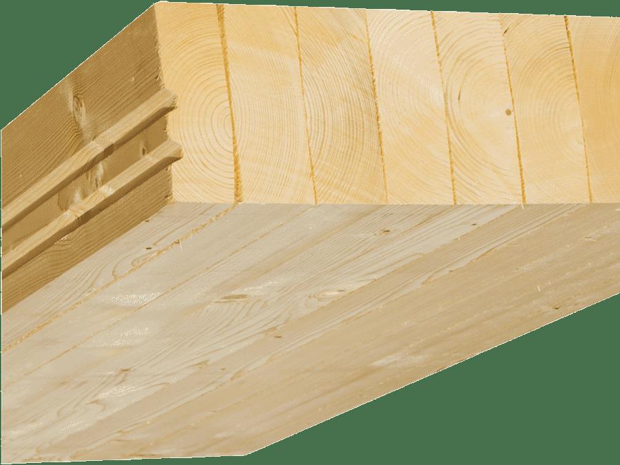 Kaufmann Häuser: Wir setzen auf Dübelholz