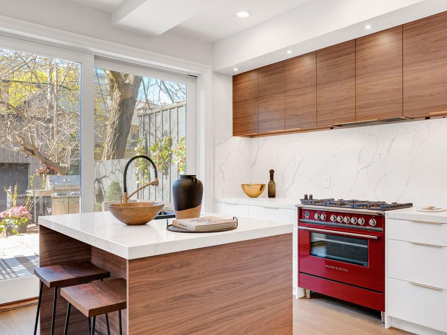 Kaufmann: Gestaltung Ihrer Küche