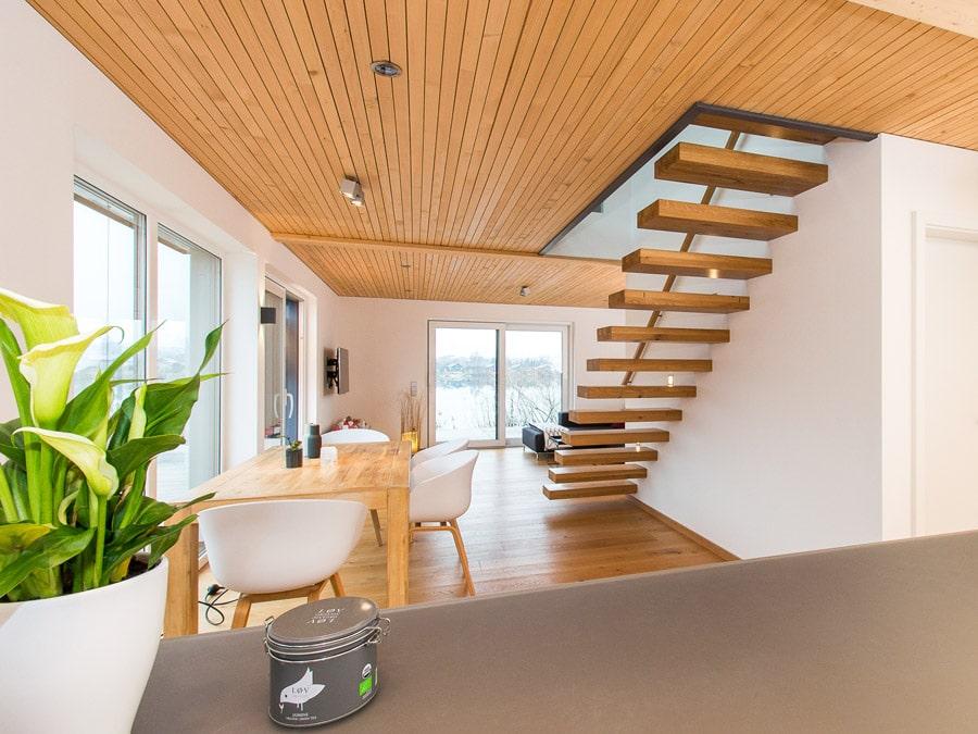 Kaufmann Häuser aus Holz: energieeffizientes Wohnen