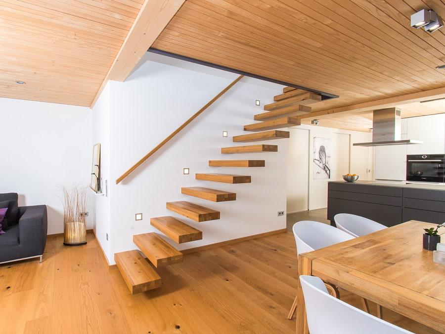 Kaufmann K-Plus-Haus: Höchster Wohnkomfort mit der Kaufmann Bauweise