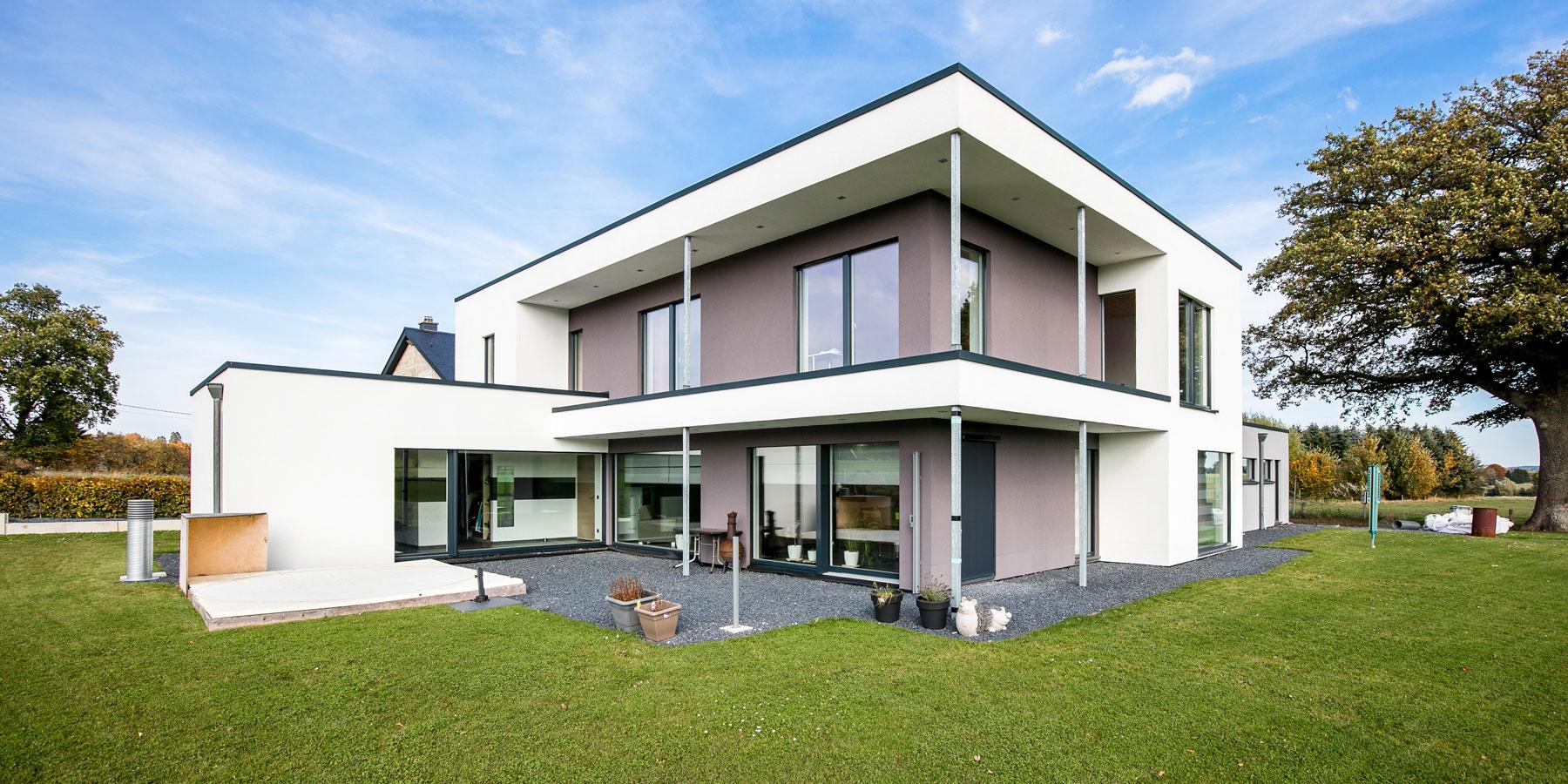Architektur mit Kaufmann Bau: Wir planen Ihr Haus