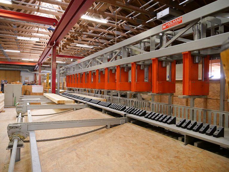 Kaufmann Bau: moderne Maschinen für Ihren Hausbau