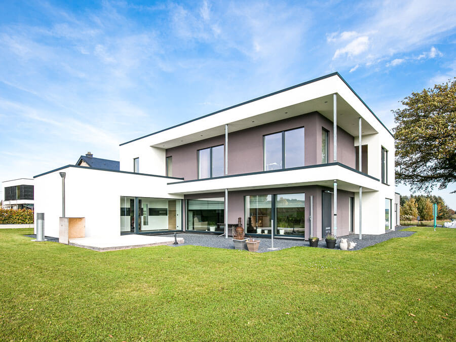 Nachhaltige Häuser bauen mit Kaufmannbau