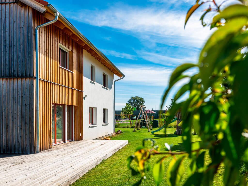 Nachhaltig bauen mit Holz - ein Ratgeber
